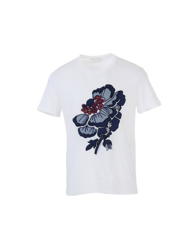 Alexander Mcqueen T-shirts In White