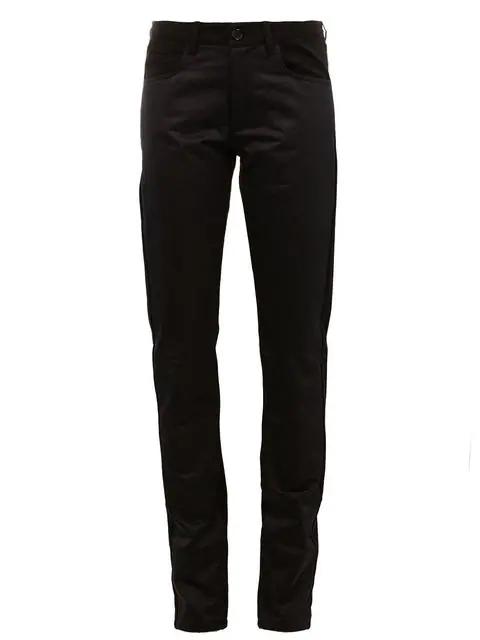 Yang Li Straight Trousers In Black