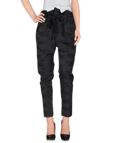 Vivienne Westwood Anglomania Casual Pants In Black