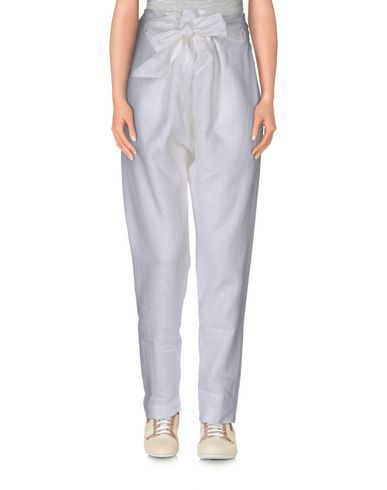 Vivienne Westwood Anglomania Casual Pants In White