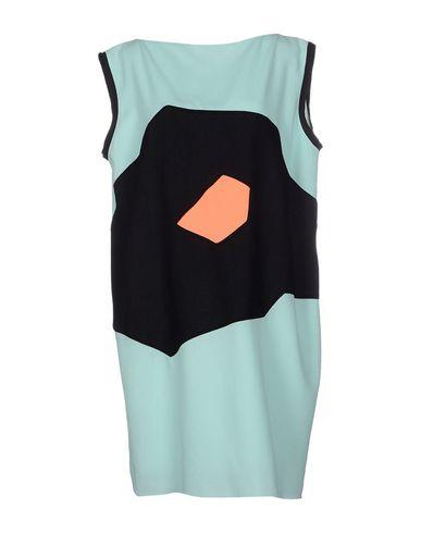 Roksanda Short Dress In Light Green