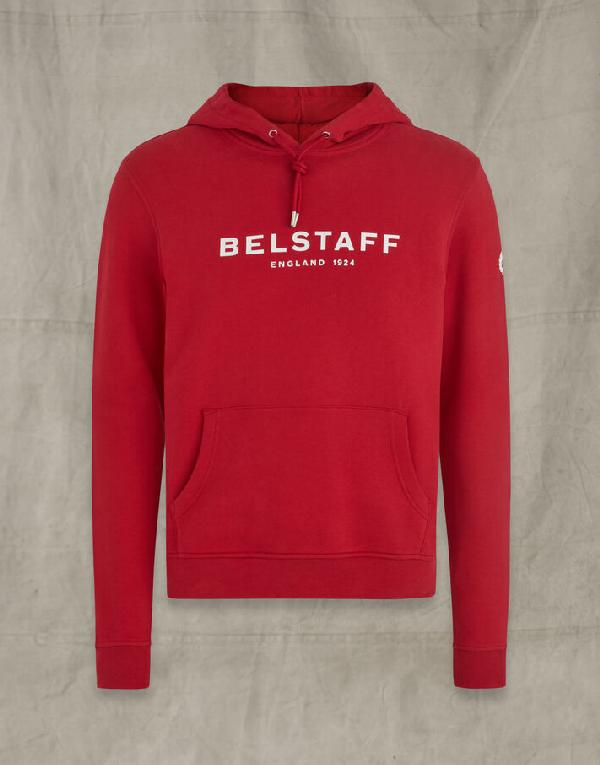 Belstaff 1924 Pullover In 50048 Red