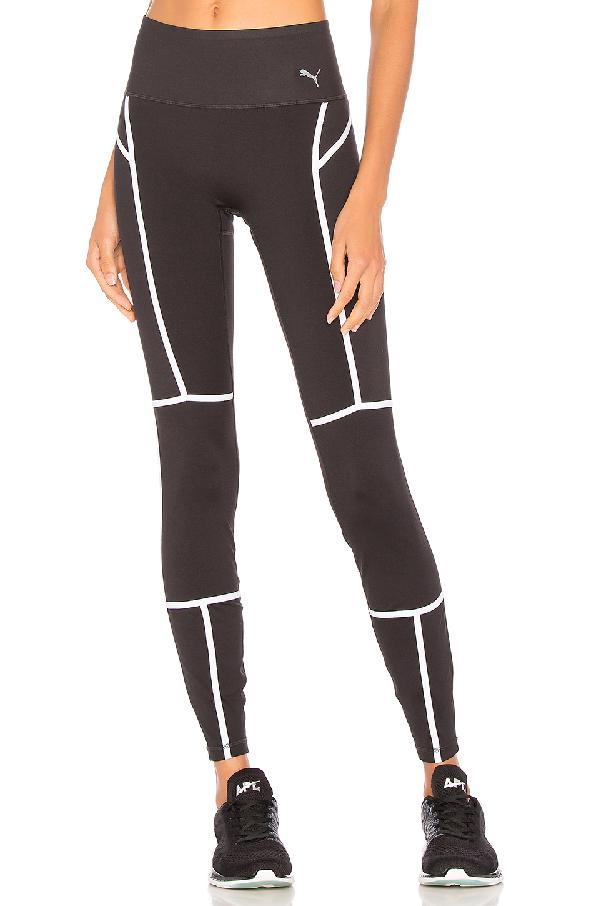 Puma Powershape Leggings In Black