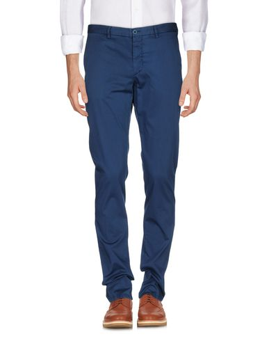 Etro Casual Pants In Dark Blue