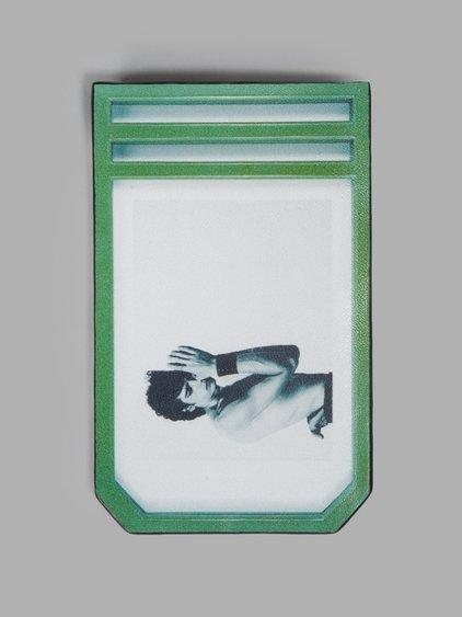 Raf Simons Multicolor Robert Mapplethorpe Card Holder