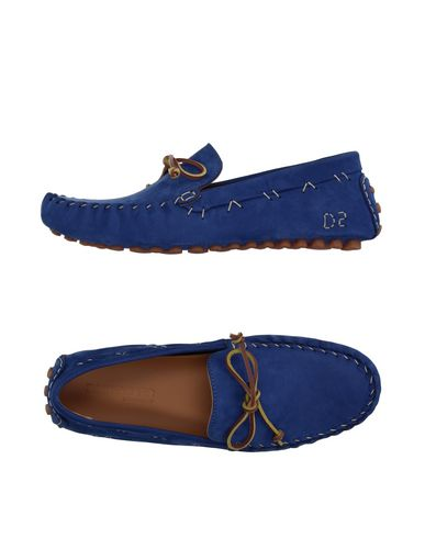 Dsquared2 Loafers In Blue