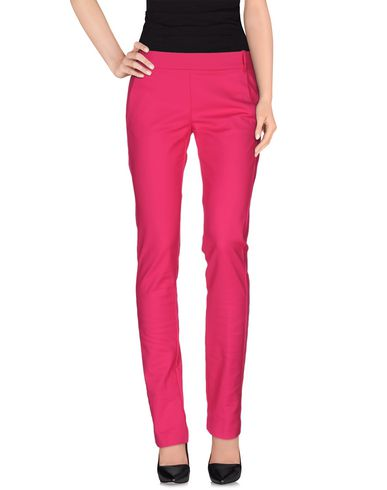 Pinko Casual Pants In Fuchsia