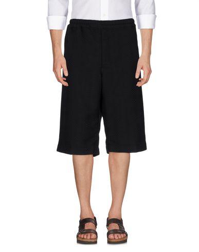 Alexander Mcqueen Shorts & Bermuda In Black
