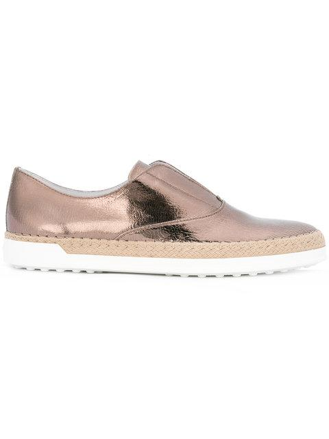 Tod's Metallic