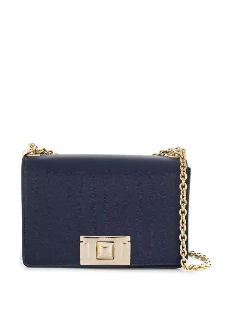 Furla Mimi Crossbody Bag In Blue