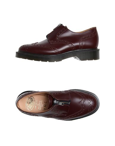 Ymc You Must Create Laced Shoes In Maroon