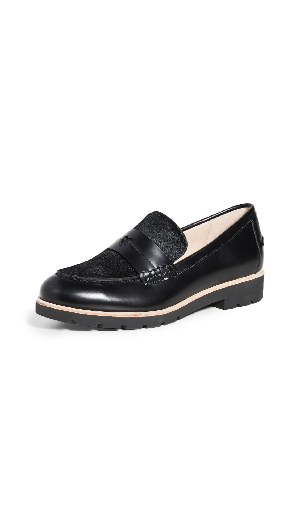 Kate Spade Kimi Loafers In Black