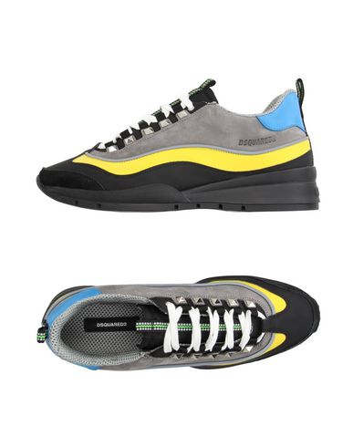 Dsquared2 Sneakers In Yellow