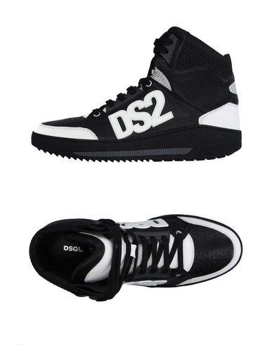 Dsquared2 Sneakers In Black