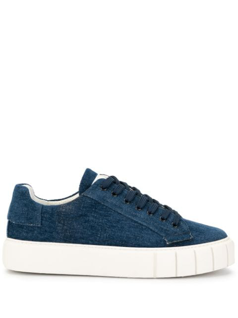 Primury Dyo Sneakers In Blue