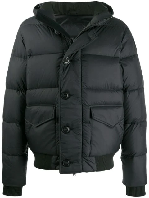 Canada Goose Ventoux Jacket In Black