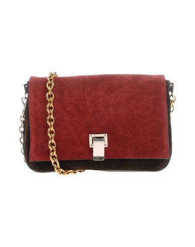 Proenza Schouler Handbags In Maroon