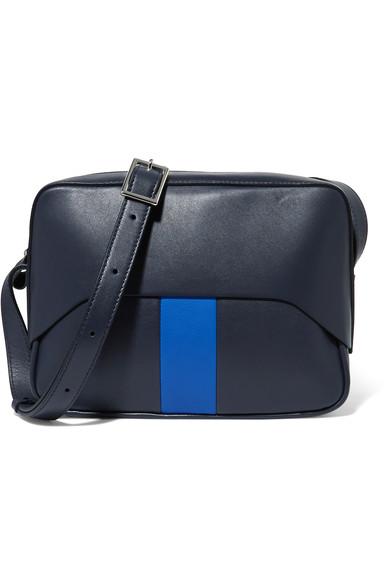 Tibi Navy/blue GarÇon Bag By Myriam Schaefer In Navy Blue