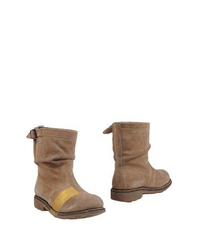 Bikkembergs Ankle Boot In Khaki