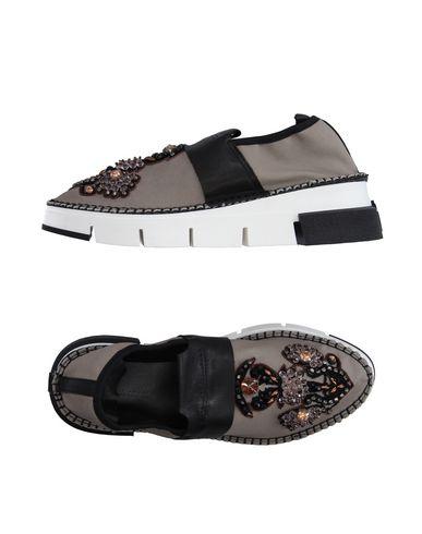 Cinzia Araia Sneakers In Khaki