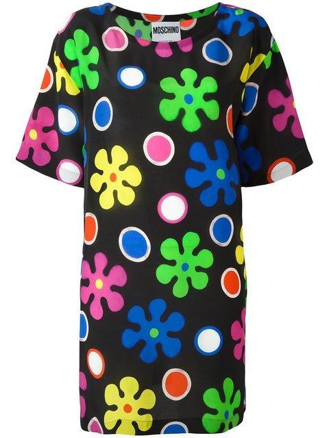 Moschino Flower Power Dress