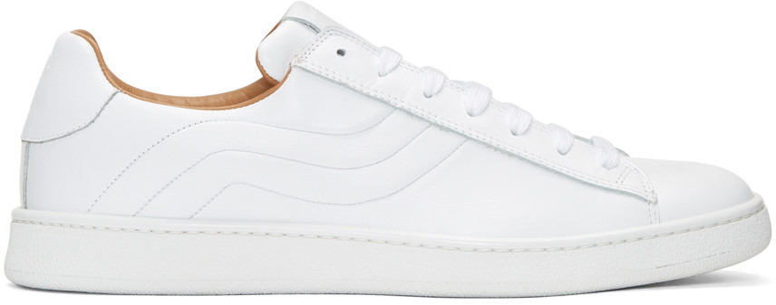 Marc Jacobs Panelled Low-top Sneakers