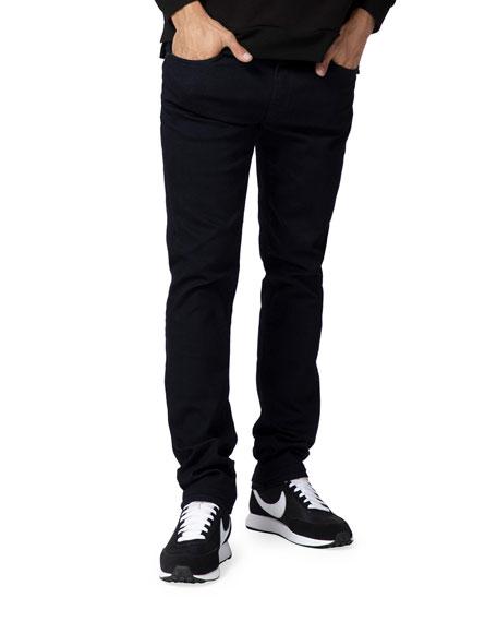 J Brand Men's Tyler Slim-Fit Lightweight Over-Dye Denim Jeans In Blue