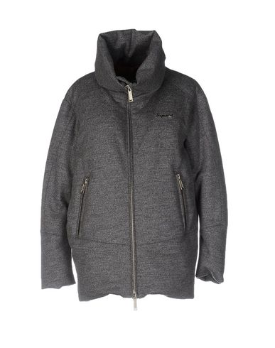 Dsquared2 Down Jacket In Grey