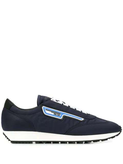 Prada Milano 70 Blue Sneakers