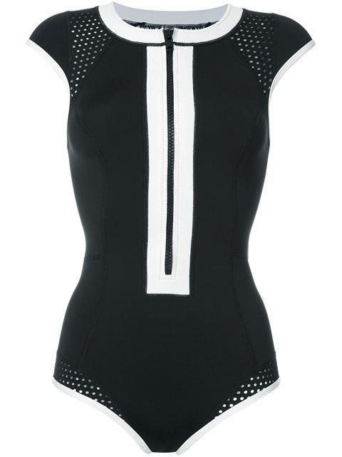 Duskii 'la Kasbah' Surf Suit In Black