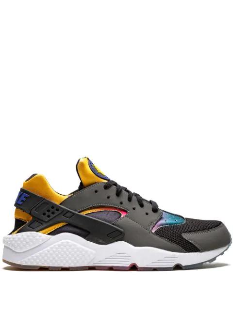 Nike Air Huarache Run Sd Sneakers In Grey