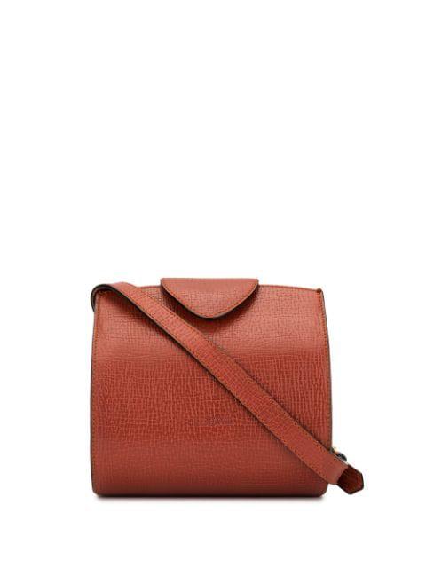 Loewe Cross-body Shoulder Bag In Red