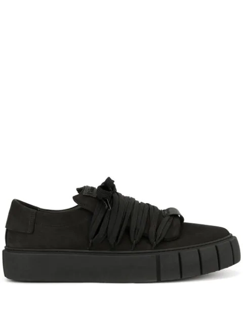 Primury Wired Sneakers In Black