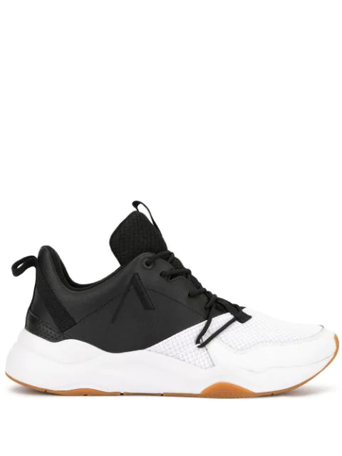 Arkk Asymtrix Mesh F-pro90 Sneakers In Black