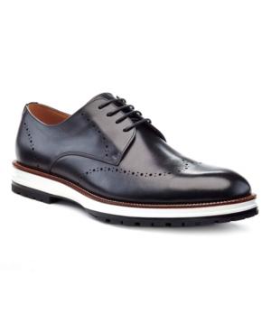 Ike Behar Men's Callum Oxfords Men's Shoes In Black