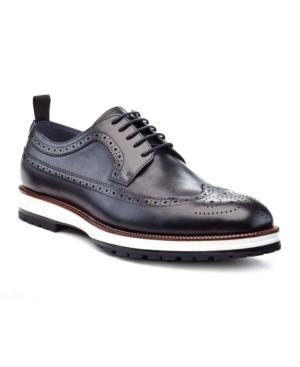 Ike Behar Men's Louis Oxfords Men's Shoes In Black