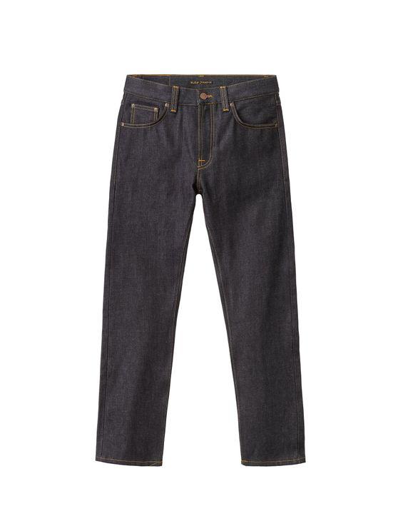 Nudie Jeans Jeans Co Steady Eddie Ii Denims - Dry True Colour: Dry True, Siz In Blue