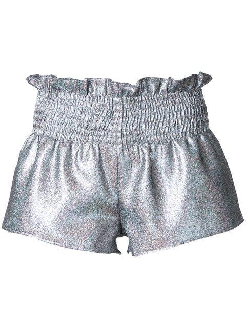 Georgia Alice Comet Shorts - Metallic