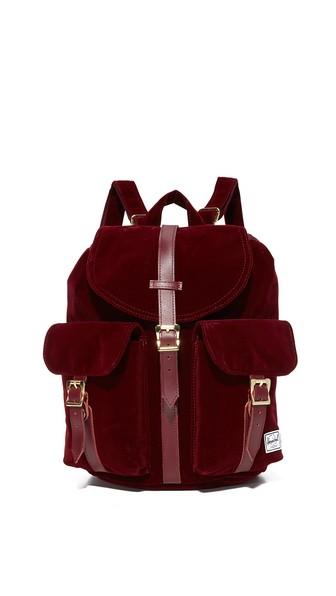 Herschel Supply Co. Dawson Backpack In Windsor Wine