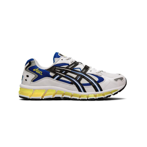 Asics Gel-kayano 5 360 Panelled Trainers In White