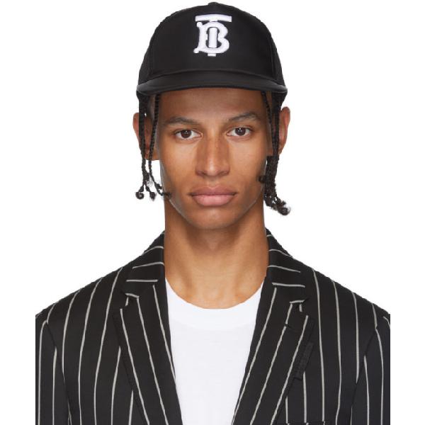Burberry Sports Cap In Black