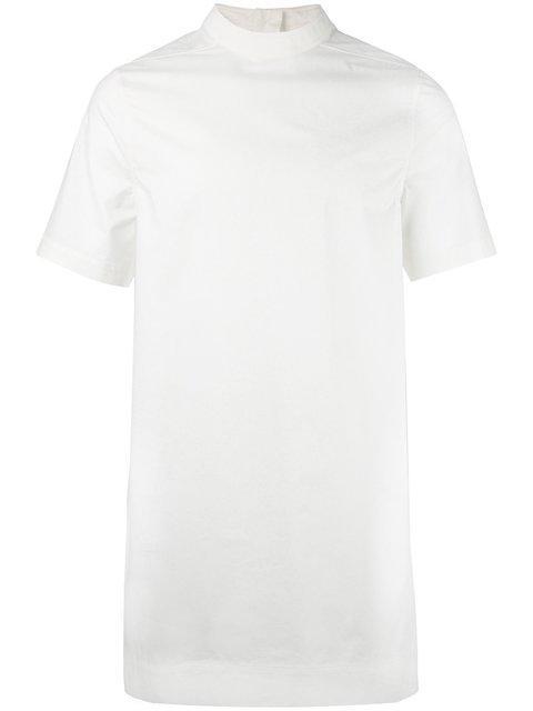 Rick Owens Oversized T-shirt - White