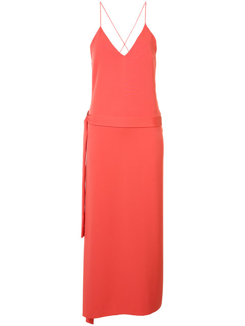 Alexis Analiai Dress In Pink, Red.