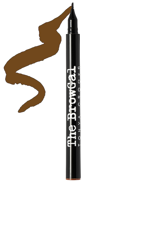 The Browgal Ink It Over Feather Brow Tattoo Pen In Brown Hair