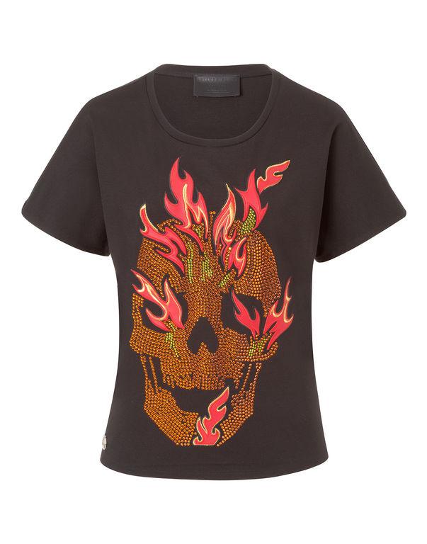 "Philipp Plein T-shirt ""astrostole"""