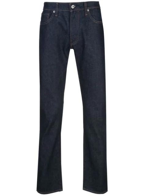Levi's Slim Stretch Fit Jeans In Blue