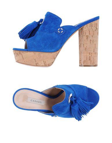 Casadei Sandals In Blue