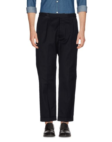 Palm Angels Casual Pants In Black