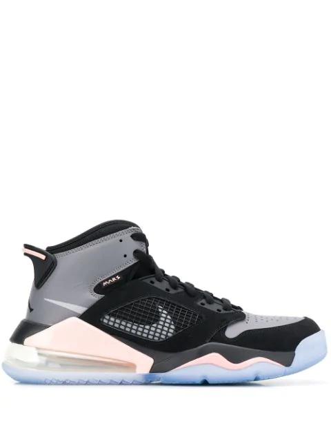Nike Air Jordan Mars 270 Og Sneakers In 002Nerogrigio