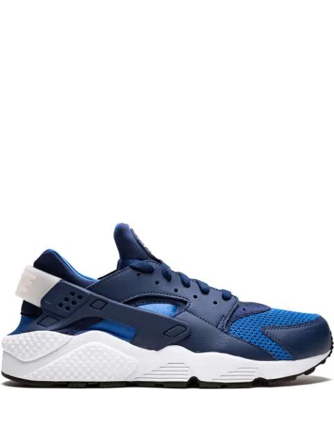 Nike Air Huarache Sneakers In Blue